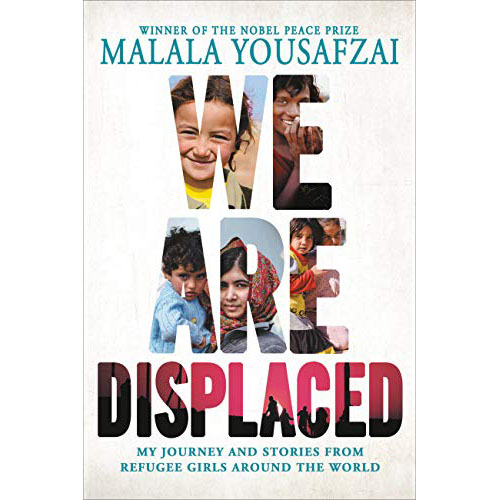 "The proceeds from  ""We Are Displaced""  will go toward Malala Fund's work supporting girls' education in conflict."