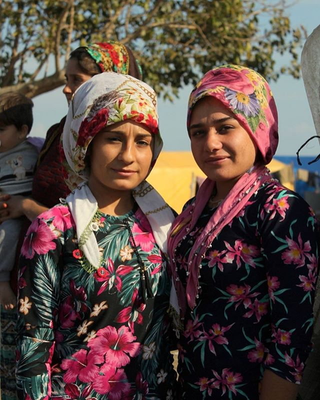 "In Turkey, agriculture workers don't always have access to clean sanitary products. Student and human rights lawyer İlayda Eskitaşçıoğlu is fighting to change that — and has reached more than 2,000 young women and girls so far. ""In my own country, something so universal and so natural is seen as something shameful. Periods can be tough to deal with every month. But for some of us who don't have access to clean sanitary products and who are told menstruating is dirty, periods can be even tougher."" — İlayda Read more about İlayda's work with link in bio."