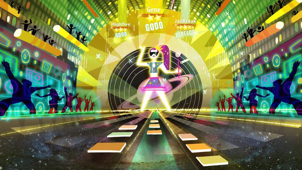 Dance App concept