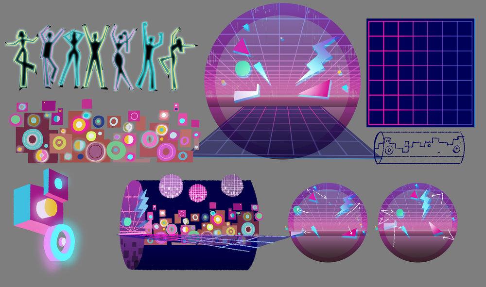 Dance App detail