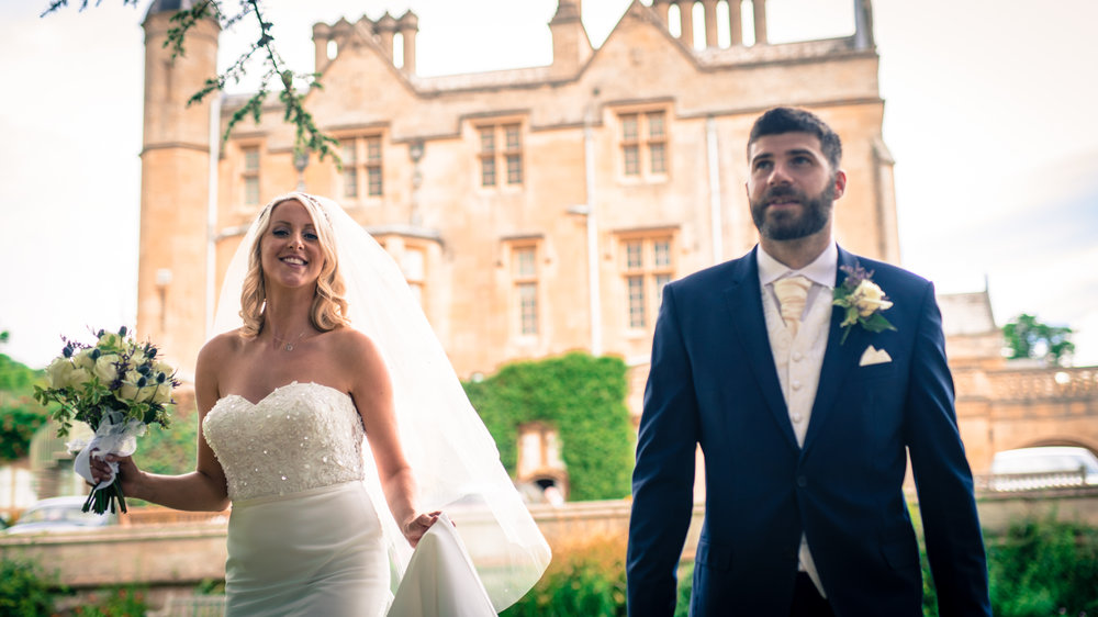 Mr and Mrs Dalleywater Wedding -
