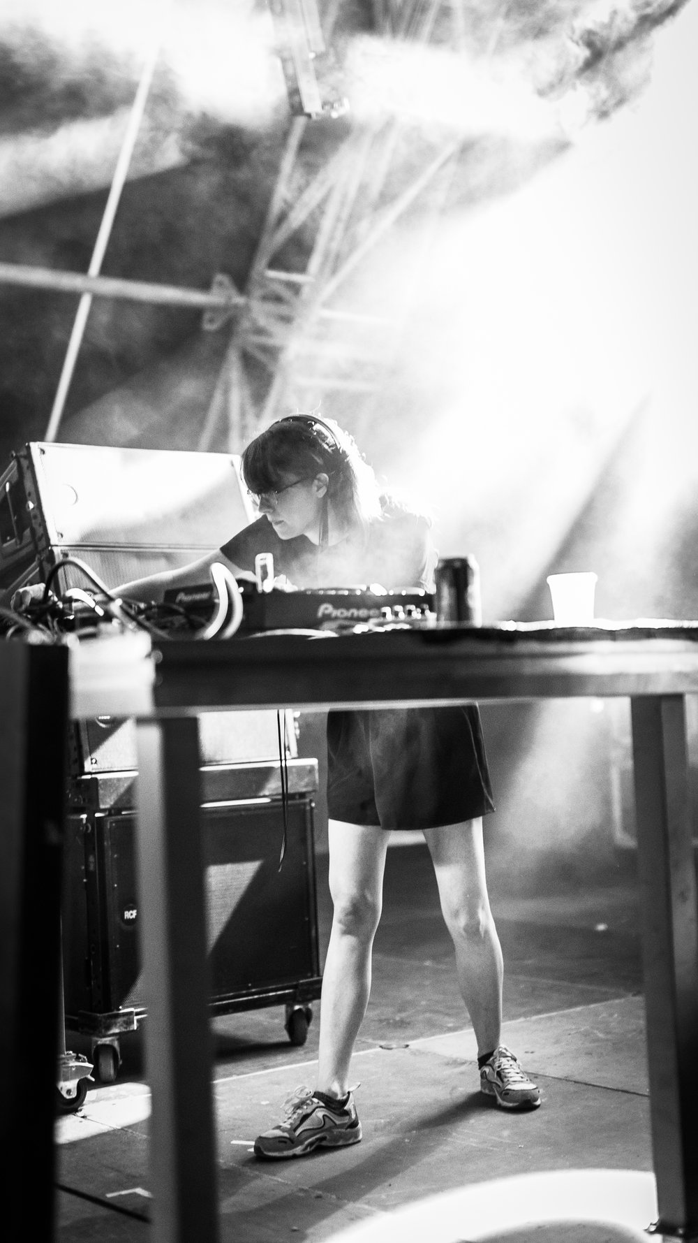 Avalon Emerson at Dimensions Festival 2018