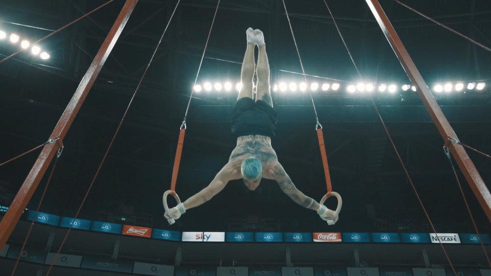 Matchroom: Superstars of Gymnastics at The O2 - Live on Sky Sports