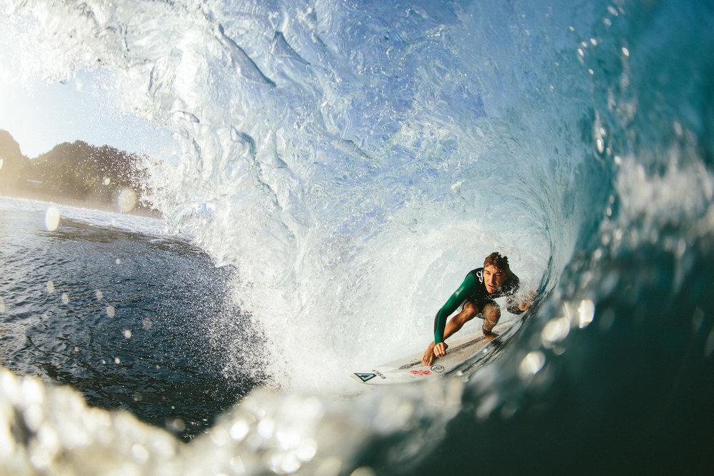 Lucas Dirkse, Pipeline, North Shore, Oahu