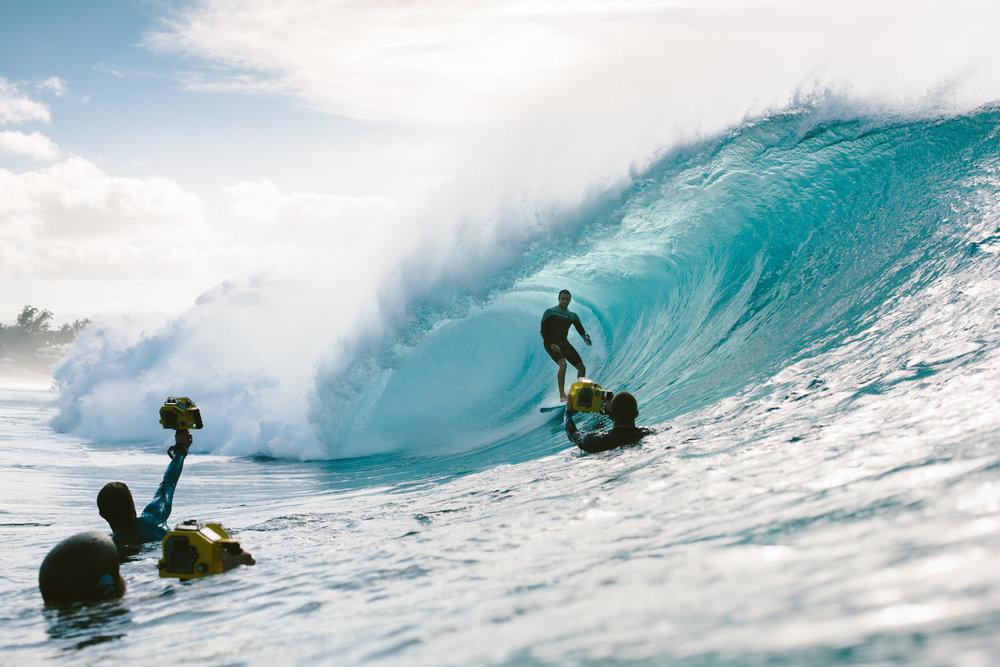 Brett Barley, Pipeline, North Shore, Oahu