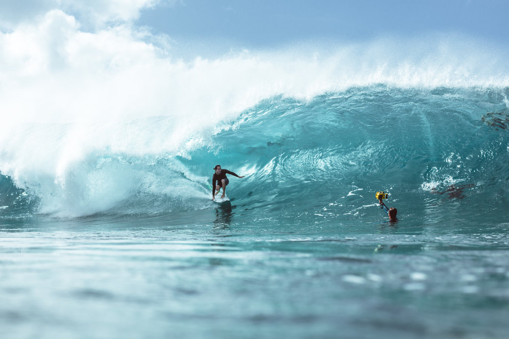 Jordy Smith, Pipeline, North Shore, Oahu
