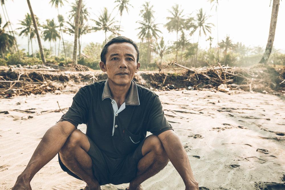 Sumatran Local, Portrait, Travel Photography, Culture