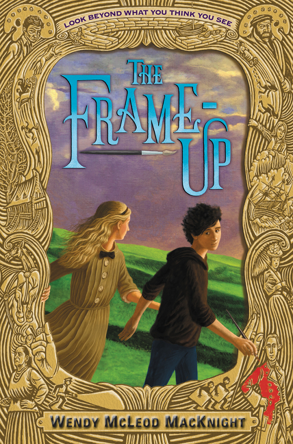 """The mystery plot will keep readers guessing until near the end, but they will find other parts of the story even more involving...While Sargent and Mona are vividly portrayed, this chapter book's most memorable element is also its most unusual: the imaginative conviction that art is alive.""— Booklist   (starred review)"
