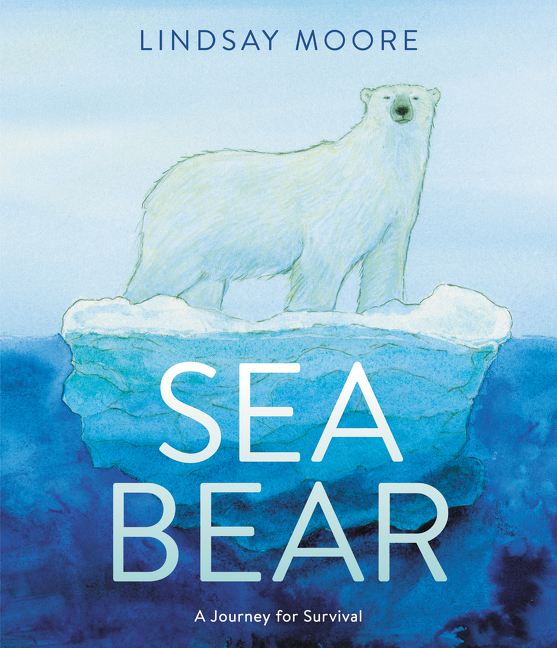 """In poetic prose, a polar bear reveals her dependency on the cycle of Arctic seasons. The artwork is strikingly beautiful...The text also excels. Complementing its enchanting rhythm, the text includes some enjoyable alliteration...A subtle cry for environmental activism in an enticing package.""—  Kirkus   (starred review)"