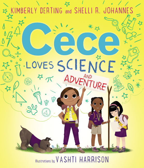 """Smart girls, friendship, and fun: a winning combination.""— Kirkus"