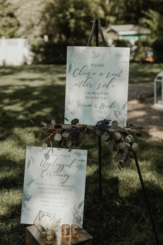 Modern garden wedding CLT whitehead manor 25.jpg