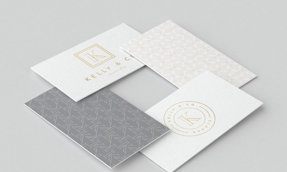 Event Company Business Cards