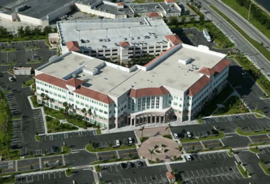 Palm Beach County Government Center - West Palm Beach, FL