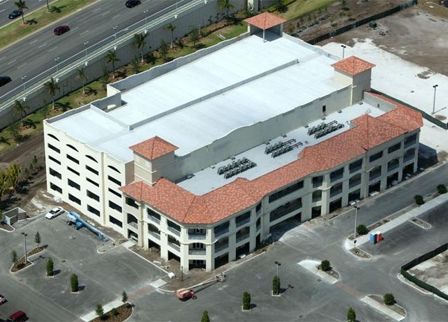 RCA Retail & Parking Garage - Palm Beach Gardens, FL