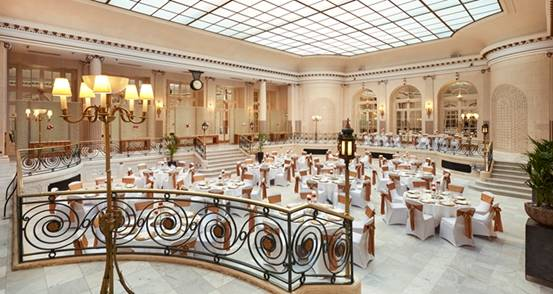 Catering and exhibition area  Palm Court