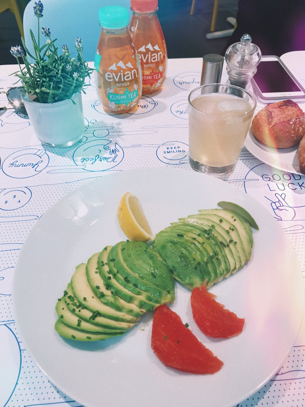 colette paris - healthy eats at colette paris! RIP. so happy I was able to see the iconic place before it closed.