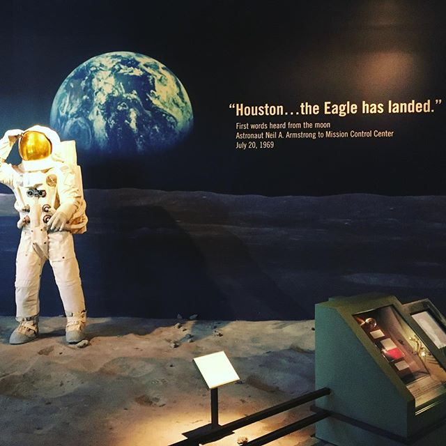 Where's Buzz?? The @bullockmuseum of Texas History in Austin is sadly one of the many who have overlooked THE SECOND MAN. Tomorrow we change all that. Happy almost opening, #1969thesecondman!!!