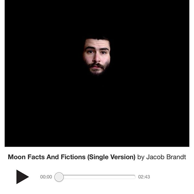 "🌙Happy opening 2M🌙 and to celebrate, click on our link in bio to hear @baconjacob sing ""Moon Facts and Fictions""!!"