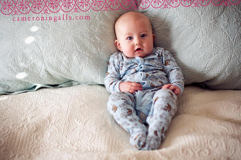 baby photographs of Asher Ingalls taken by Cameron + Anna Ingalls