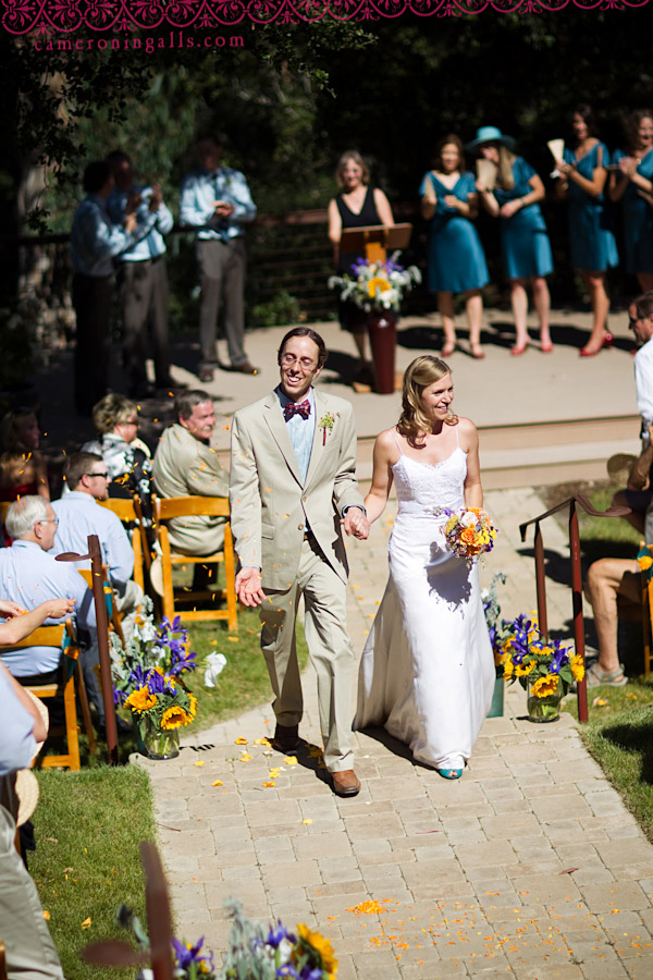 Tiber Canyon Ranch, San Luis Obispo, wedding photographs of Sarah Bull + Greg Barnard taken by Cameron Ingalls