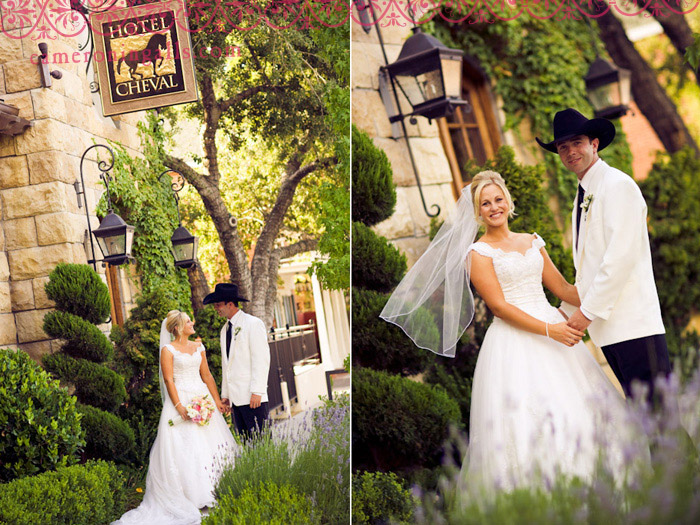 Paso Robles Inn, wedding photographs of Kyle + Katie taken by Cameron Ingalls