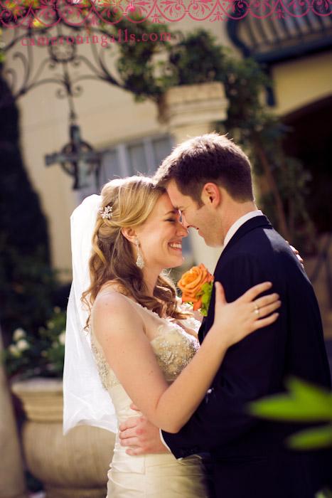 Bay Area, wedding photographs of Christa + Paul taken by Cameron Ingalls