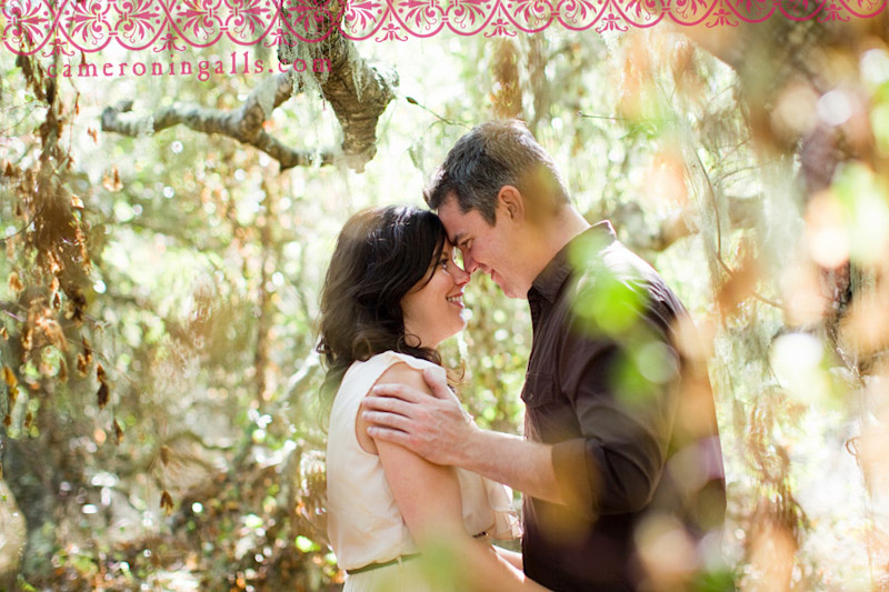 San Luis Obispo, engagement photographs of Denise Murphy + Michael Williams taken by Cameron Ingalls