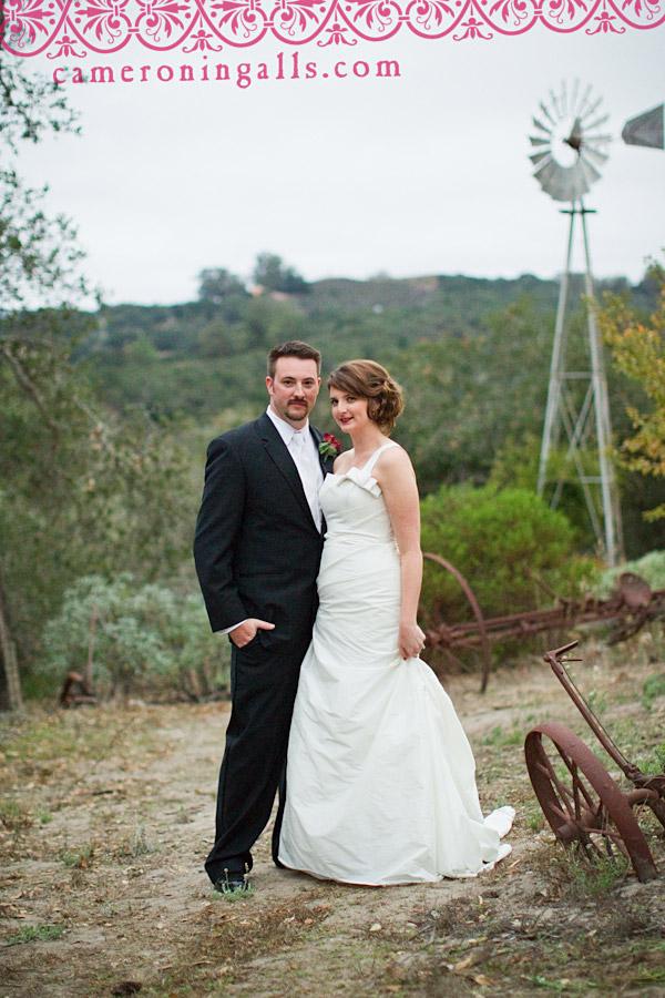 Arroyo Grande, wedding photographs of Michelle Truitt + Rian Felando taken by Cameron Ingalls