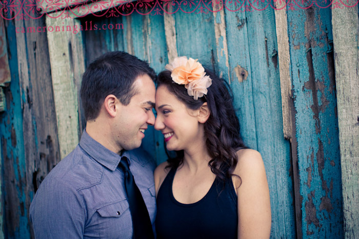 Fall in Love Workshop photographs of Brynn + Daniel taken by Cameron Ingalls