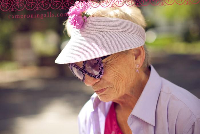 San Luis Obispo, photographs of Gladys taken by Cameron Ingalls