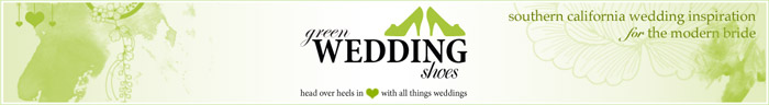 Featured wedding by Green Wedding shoes photographs by Cameron Ingalls