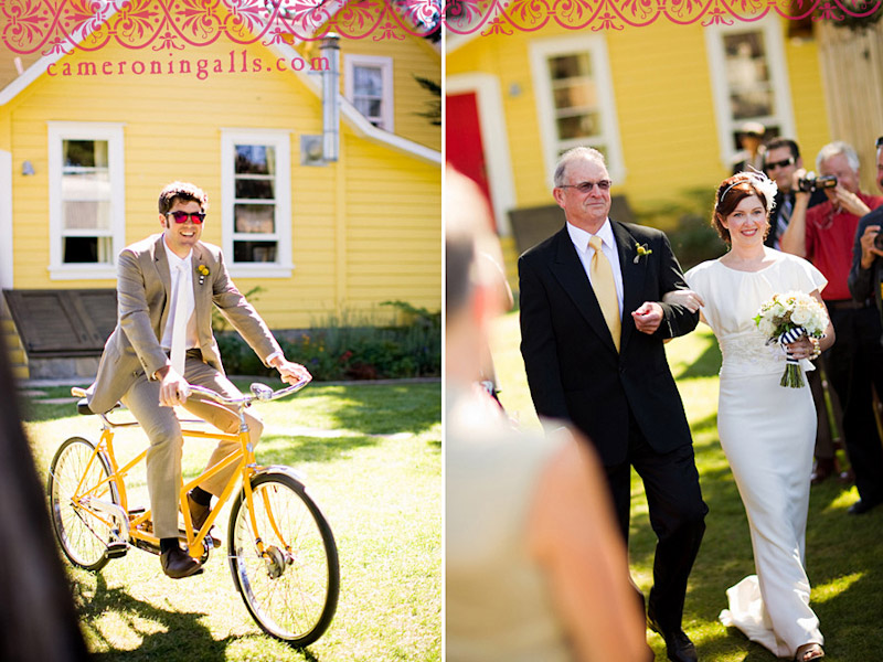 Flying Caballos Ranch, San Luis Obispo, wedding photographs of Ross Heiman + Tracey Clark taken by Cameron Ingalls