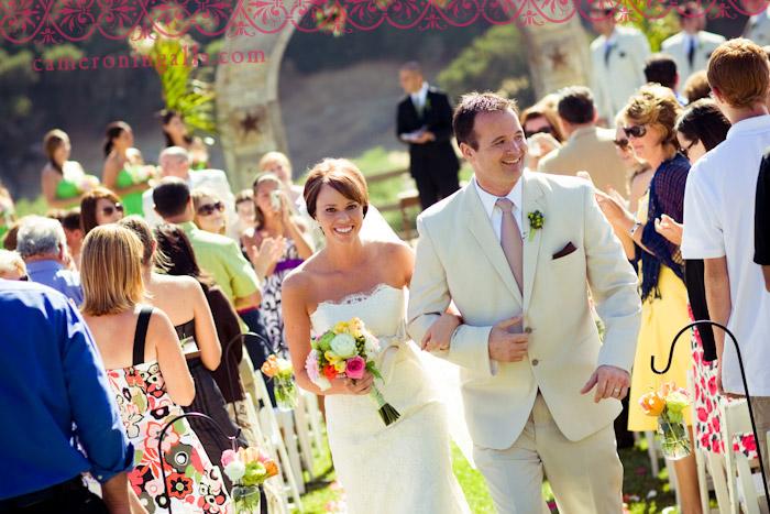 holland ranch, san luis obispo, wedding photographs of patrick + jennifer taken by Cameron Ingalls