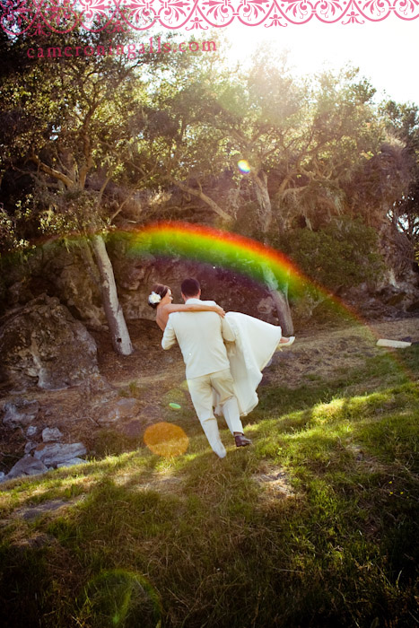 holland ranch, san luis obispo, wedding photographs of patrick + jennifer taken by Cameron Ingalls