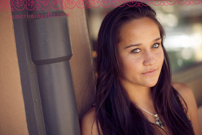 San Luis Obispo, photographs of Jenna Coburn taken by Cameron Ingalls