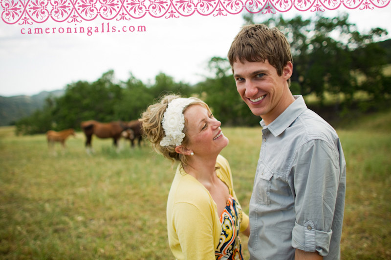 Grand Chenier Ranch, San Miguel engagement photographs of Jenny Schlenker + Jonathan taken by Cameron Ingalls