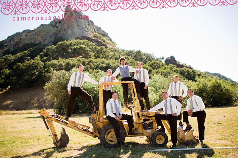 Holland Ranch, San Luis Obispo, wedding photographs of Matthew Loker + Kimberly Anderson taken by Cameron Ingalls