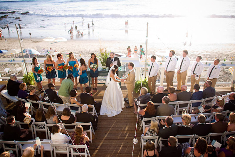 Laguna Beach, wedding photographs of Daniel Pittman + Megan Gorham taken by Cameron Ingalls