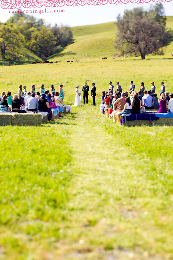 Wedding pictures taken at Grand Chenier Ranch in San Miguel of Nichole Williams + Ben Potter by Cameron Ingalls
