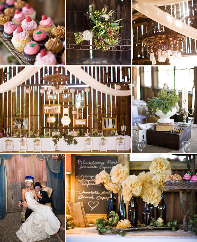 Dana Powers House and Barn, wedding photographs of Devon Watkins + Tim Reinauer taken by Cameron Ingalls