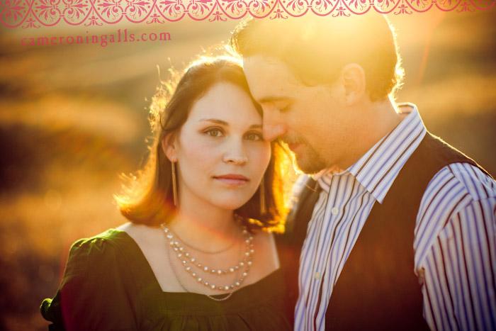 San Luis Obispo, anniversary photographs of Tiffany Detweiler + James detweiler taken by Cameron Ingalls