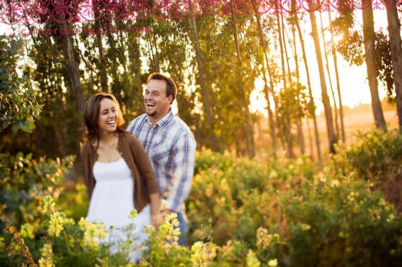 San Luis Obispo, engagement photographs of Noah Winkles + Vanessa Cervantes taken by Cameron Ingalls