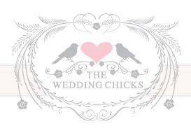 The Wedding Chicks, featured wedding: Cameron Ingalls