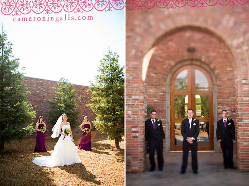 Robert Hall, Paso Robles, wedding photographs of Rochelle Blimling + Kenneth Wileman taken by Cameron Ingalls