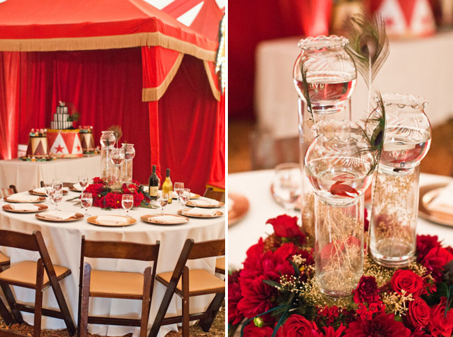 Ventura county circus wedding details by cameron ingalls