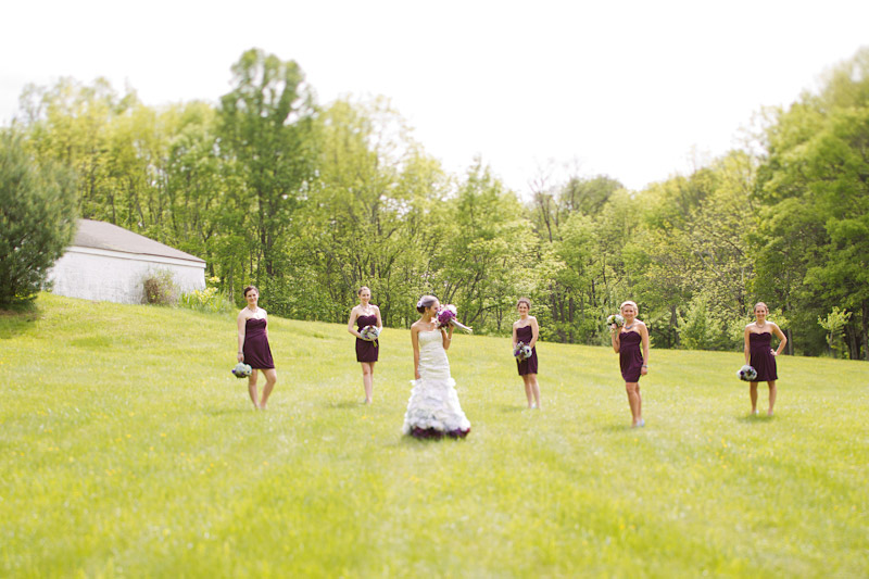 Virginia wedding photography of bride and  bridal party (3 of 3)