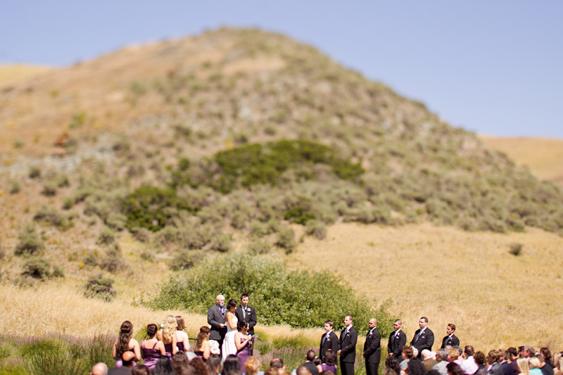 central coast wedding photography - wedding ceremony at a private residence (2 of 3)