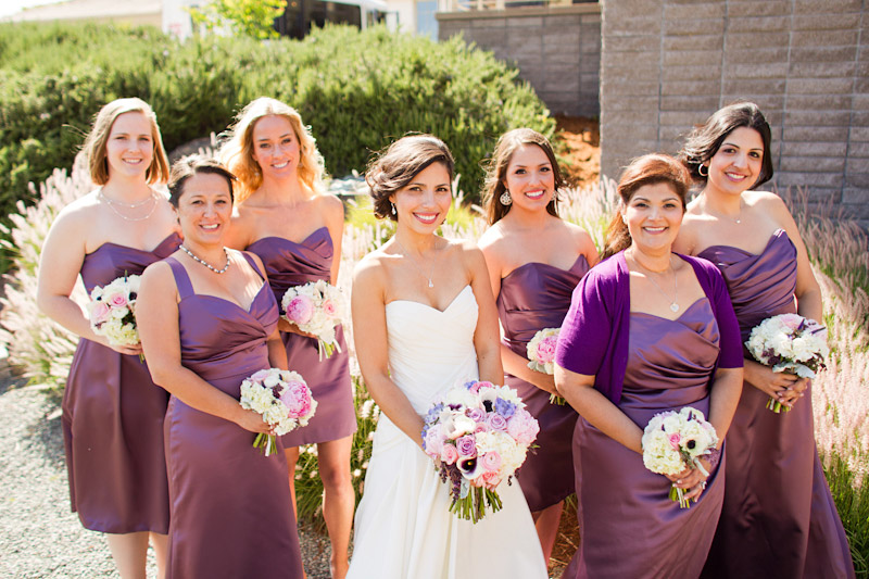 san luis obispo wedding photography of the bride and her bridesmaids (2 of 2)