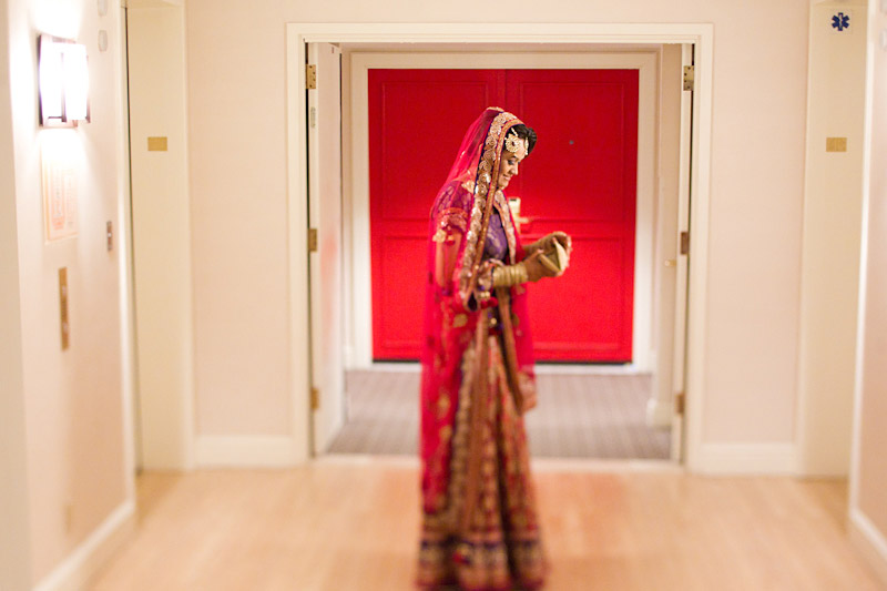 Los Angeles wedding photos of an Indian Bride