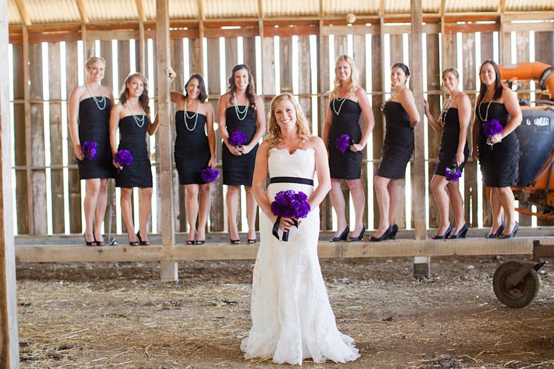 cecchettini_131san luis obispo ranch wedding, portraits of the bridesmaids in a barn (2 of 2)